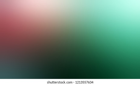 Gradient with Pewter Green, Timber Pea color. Modern texture background, degrading fragments, smooth shape transition and changing shade.