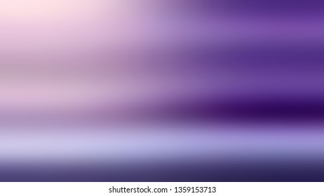 Gradient with Pink, Pastel Purple, Dark Violet, Medium, Grey color. Attractive and mystical blurred background with defocused image. Template for advertising your product.