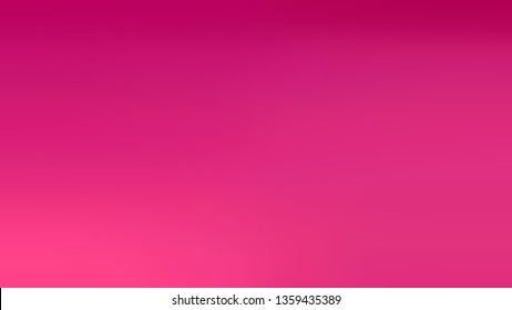 Gradient with Pink, Rich Magenta, Bright Purple color. Ambiguous and foggy blurred backdrop with smooth color degradation. Wallpaper on the desktop screen.