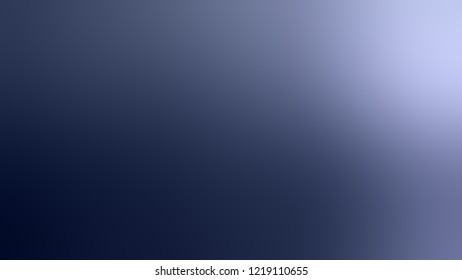 Gradient with Port Gore, Blue, Periwinkle color. Classic simple blurred background with smooth transition of shades.