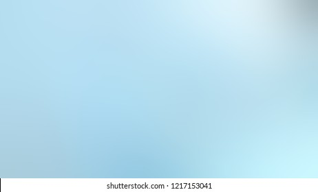 Gradient with Powder Blue color. Beautiful and appealing blurred background for web and mobile apps.