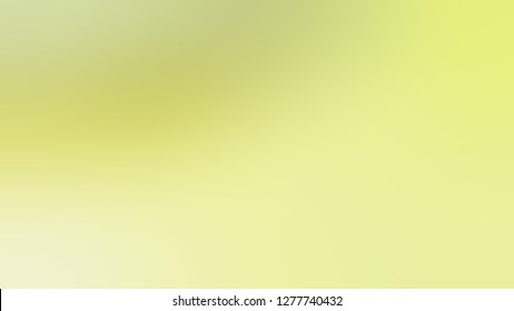 Gradient with Primrose, Green, Mint Julep, Brown color. Artistic and decorative blurred background with abstract style. Template for journal or book cover.