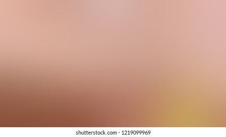 Gradient with Quicksand, Brown color. Beautiful and awesome simple modern blurred background with color degradation.