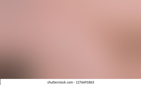 Gradient with Quicksand, Brown, Dorado color. Artistic and decorative blurred background with smooth change of colors and shades. Template for announcement or ad.