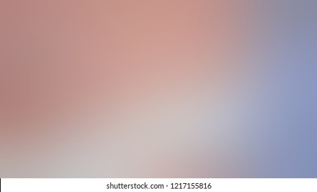 Gradient with Quicksand, Brown, Pale Slate, Grey color. Simple blurred background with smooth transition of colors for banner.