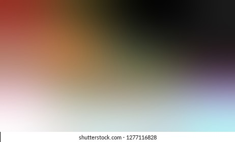 Gradient with Quicksand, Brown, Tobacco color. Ambiguous and foggy blurred background with abstract style. Template for banner or document.