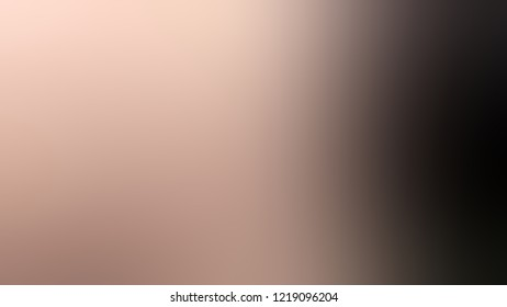 Gradient with Quicksand, Brown, Wood Bark color. Beautiful and ambiguous backdrop with a smooth transition of colors.