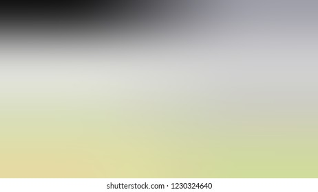 Gradient with Quill Grey, Mint Julep, Brown color. Raster very simple abstract background for banner or presentation.