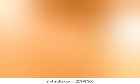 Gradient with Rajah, Orange, Macaroni And Cheese color. Calm and awesome blurred background with abstract style. A blend of shades and tones.