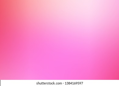Gradient with red orange magenta fuchsia rose lavender salmon pink colors. Background with uniform texture, stylish degrade smooth transition  image. Template for announcement, ad or graphic design