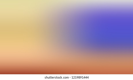 Gradient with Rosy Brown, Quicksand color. Blank defocused background with smooth color transition for mobile app.