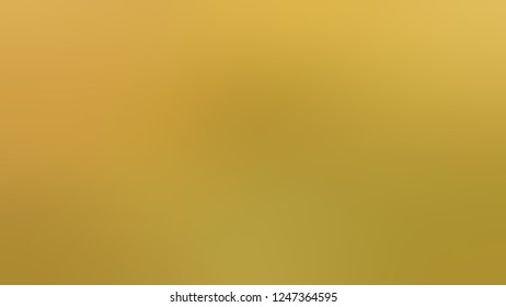 Gradient with Roti, Green, Sundance, Brown color. Ambiguous and foggy blurred background with defocused image. Template and wallpaper to the screen of a telephone.