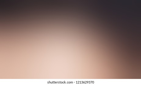 Gradient with Russett Brown Dust Storm Pink Pale Taupe Gray color. Modern texture background, degrading fragments, smooth shape transition and changing shade.