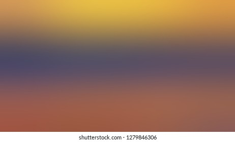 Gradient with Russett, Brown, Sundance color. Artistic and decorative background with smooth change of colors and shades. Template and wallpaper on the desktop PC or notebook.