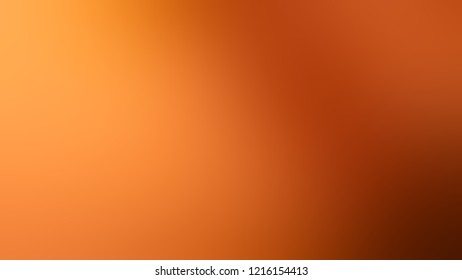 Gradient with Rust, Red, Sunshade, Orange color. Appealing blurred background with smooth color transition.