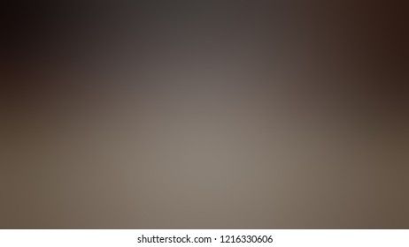Gradient with Saddle, Brown, Arrowtown, Grey color. Awesome abstract blurred background with smooth color transition. Minimalism.