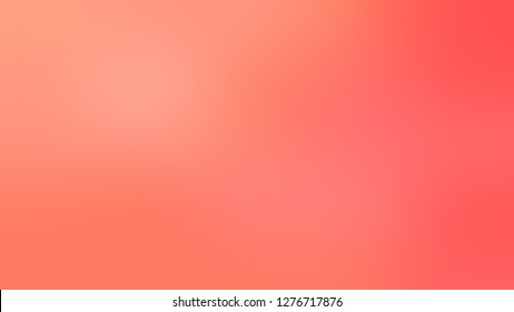 Gradient with Salmon, Red, Bittersweet, Orange color. Bizarre and bitmap backdrop with smooth color degradation. Template for the header on the cover of journal or scrapbook.