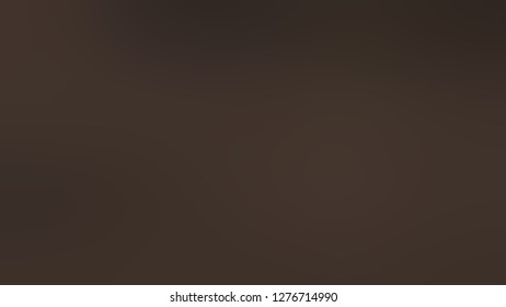 Gradient with Sambuca, Brown color. Very simple and modern blurred background. Template for magazine or scrapbook cover.
