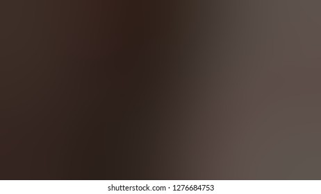 Gradient with Sambuca, Brown, Saddle color. Classic and contemporary blurred background with abstract style. A blend of shades and tones.