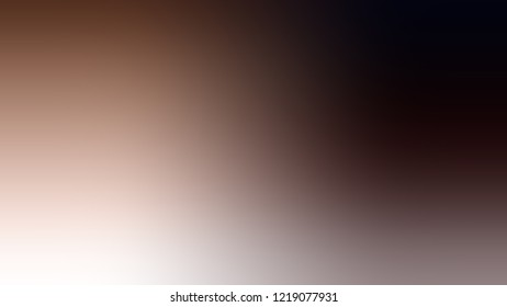 Gradient with Sambuca, Brown, Silk color. Classic modern defocused background as a work of art. Template with changing shades and with space for text.
