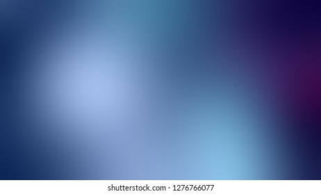 Gradient with San Marino, Blue, Blackcurrant, Violet color. Calm and awesome blurred background with abstract style. Template and wallpaper to the screen of a cellphone.