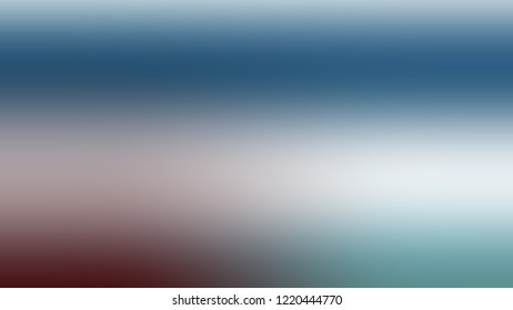 Gradient with Santas Grey, Blue, Matisse color. Beautiful and appealing blurred background for web and mobile apps.