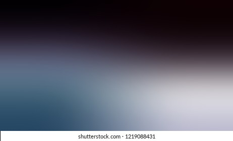 Gradient with Seal Brown, Black, Lynch, Blue color. Awesome and simple defocused and blurred backdrop with the transition colors for advertising.