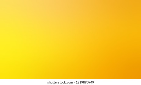 Gradient with Selective Yellow, Gorse color. Blend and attractive blurred background with smooth color transition.