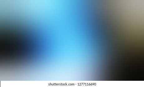 Gradient with Shakespeare, Blue, Arsenic, Grey color. Ambiguous and foggy blurred background with abstract style. Template and wallpaper to the screen of a mobile.