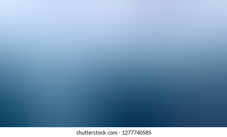 Gradient with Ship Cove, Blue color. Very simple and modern blurred background with smooth change of colors and shades. Template and wallpaper to the screen of a smartphone.