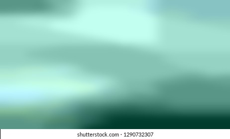 Gradient with Sinbad, Green, Patina color. Complex abstract background with shades degradation. A modern template for your business idea. Volume effect with horizontal stripes.