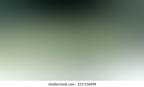 Gradient with Sirocco, Green, Pewter color. Beautiful and appealing blurred background with smooth color transition.