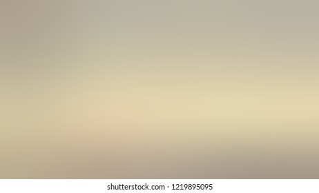 Gradient with Sisal, Brown color. Beautiful simple blurred background for banner or presentation.