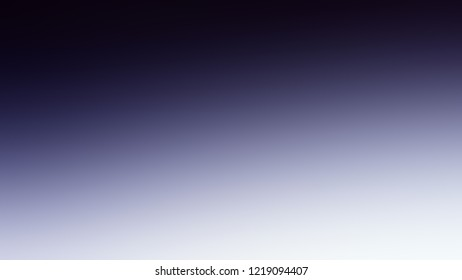 Gradient with Smoky, Violet, Solitude, Blue color. Beautiful and appealing blurred background for web and mobile apps.