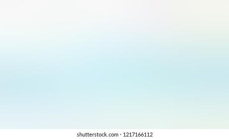 Gradient with Solitude, Blue color. Beautiful simple blurred background for banner or presentation.