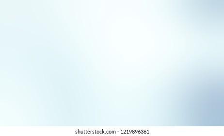 Gradient with Solitude, Blue color. Blend modern blurred and defocused background for banner or presentation.