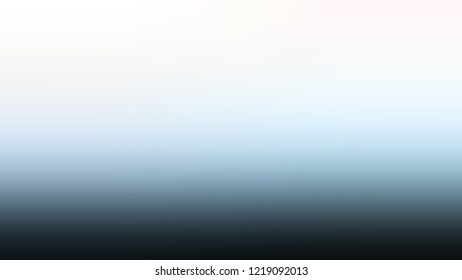 Gradient with Solitude, Blue, Fiord color. A very simple abstract background for web or presentation. Template basis for banner or presentation.