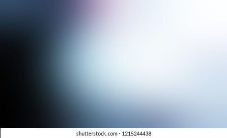 Gradient with Solitude, Blue, Midnight color. Appealing blurred background for web and mobile application.