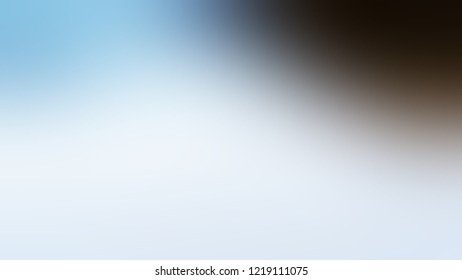 Gradient with Solitude, Blue, Nepal color. Defocused background with smooth color transition for mobile app. Template with changing shades and with space for text.