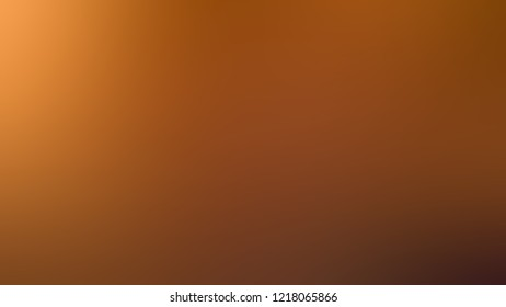 Gradient with Spice, Brown, Solitude, Blue color. Simple and modern blurred background with the deterioration of the color for your ad. Template with changing shades and with space for text.