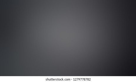 Gradient with Steel Grey color. Ambiguous and foggy blank background. Template for the header on the cover of magazine or book.