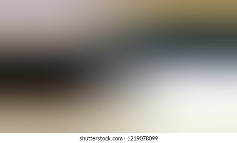 Gradient with Storm Dust, Grey, Arrowtown color. Clean simple blurred background for banner or presentation. Template with changing shades and with space for text.