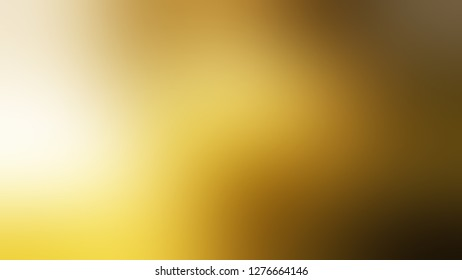Gradient with Sundance, Brown, Dark color. Ambiguous and foggy blank background. The basis for creating a banner or cover.
