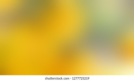 Gradient with Sundance, Brown, Gimblet, Green color. Gaussian drawing as a work of art. Background with defocused image. Template with blank space for text material.