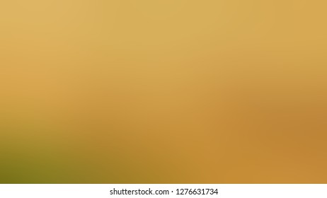 Gradient with Sundance, Brown, Lemon Ginger, Yellow color. Chaos of color and hue. Background with smooth color degradation. Blank page template for a website or presentation.
