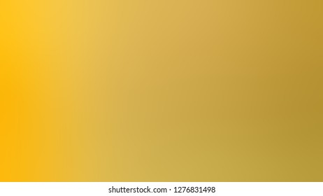 Gradient with Sundance, Brown, Moon Yellow color. Calm and awesome blurred background with defocused image. Mock-up with blank space for text and advertising.