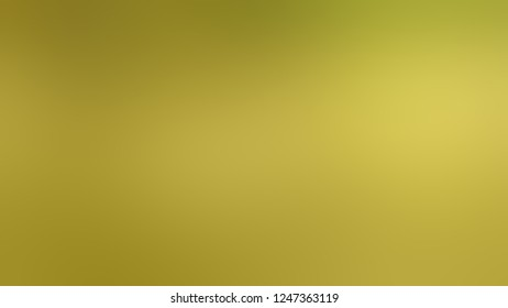 Gradient with Sundance, Brown, Reef Gold, Green color. Gaussian drawing as a work of art. Background with abstract style. Template for newsletter.