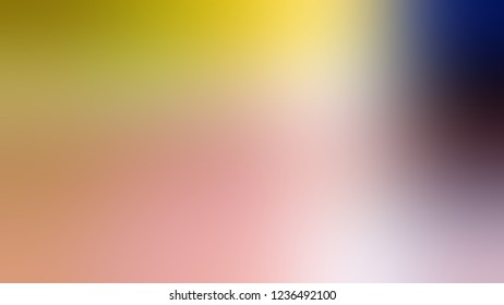Gradient with Sundance, Brown, Rose, Red color. Beautiful simple defocused and blurred background with the transition colors for advertising.