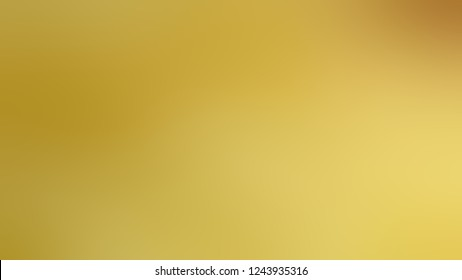 Gradient with Sundance, Brown, Tussock color. Awesome and simple defocused and blurred background with the transition colors for advertising. Template with changing tones.