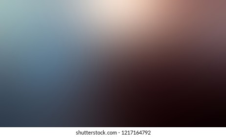 Gradient with Topaz, Violet, Livid Brown color. Beautiful modern blurred background as a artwork.